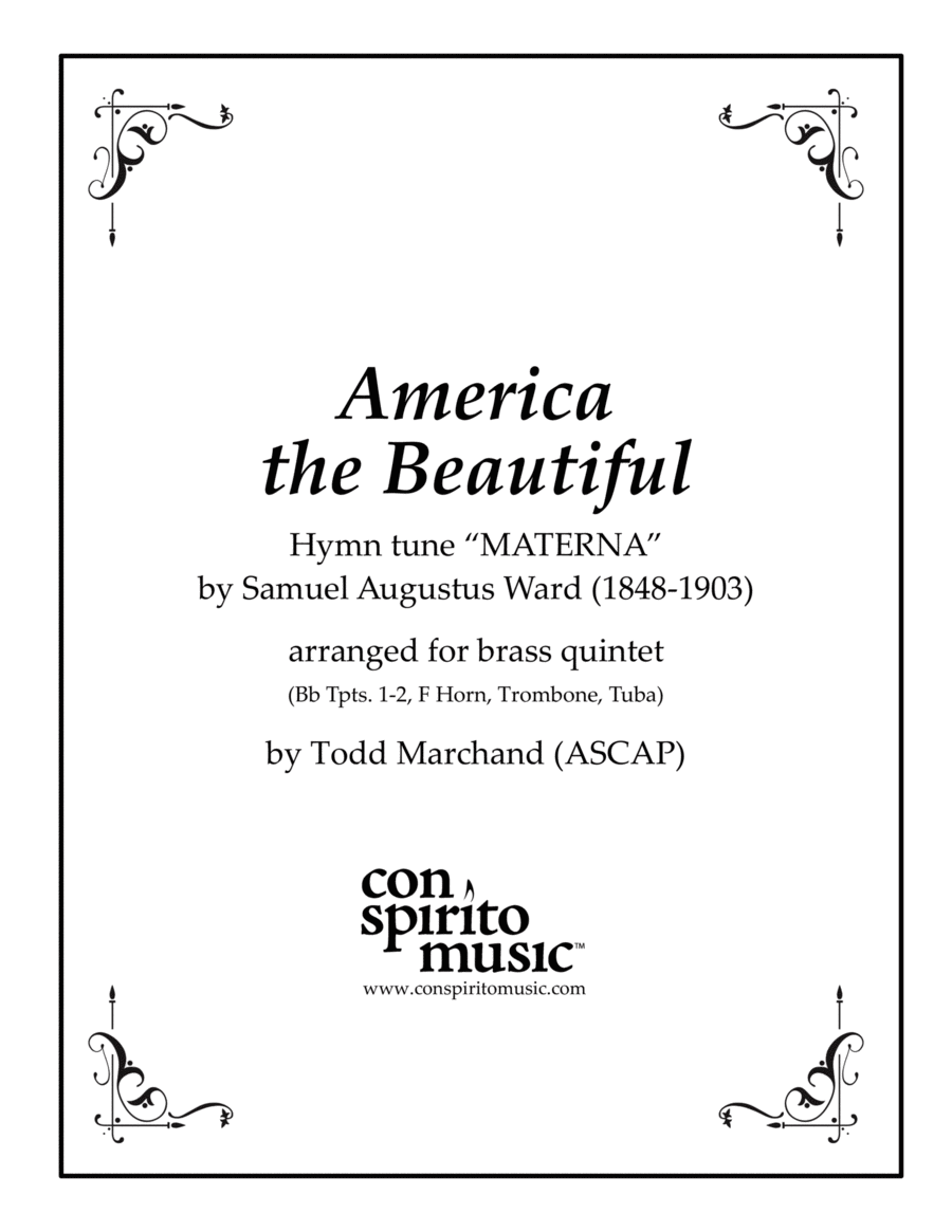 America the Beautiful (