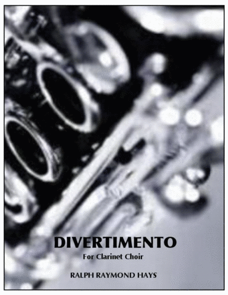 Divertimento for Clarinet Quartet