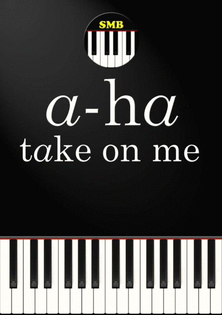 Take On Me (Piano)