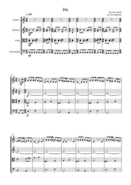 Iris (string quartet)