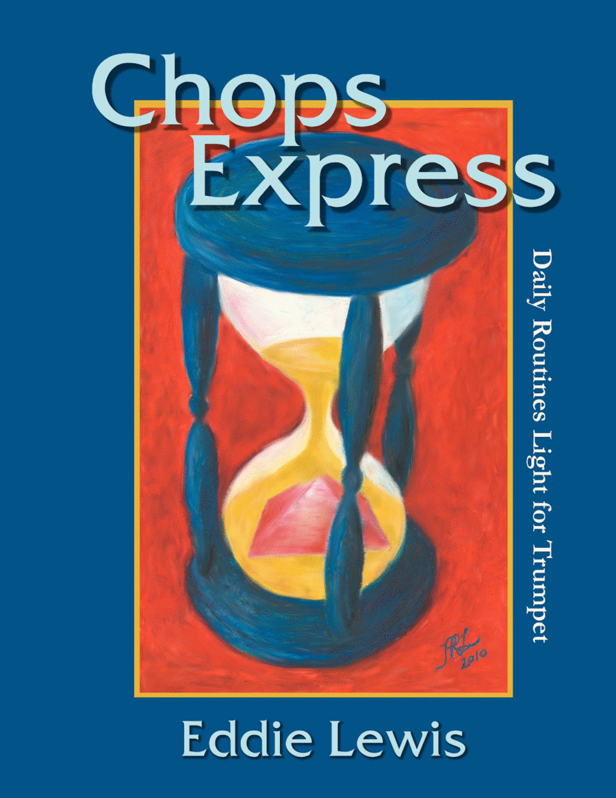Chops Express for Trumpet by Eddie Lewis