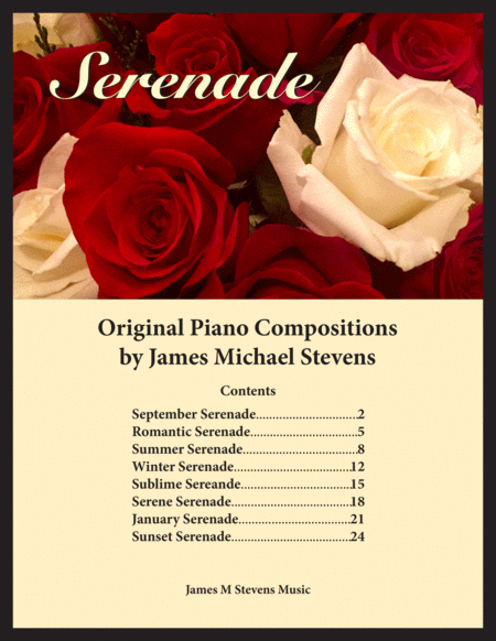 Serenade (Romantic Piano Book)