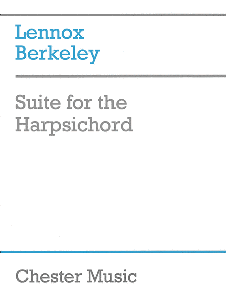Suite for the Harpsichord