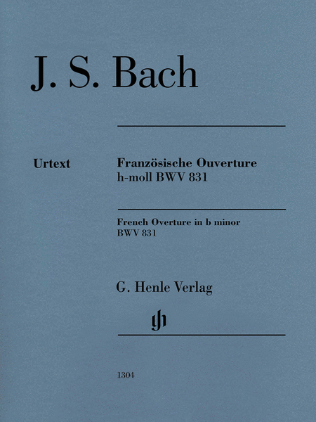 French Overture in B Minor BWV 831