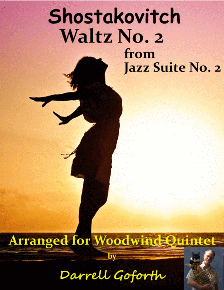 Shostakovitch: Waltz No. 2 from Jazz Suite for Woodwind Quintet