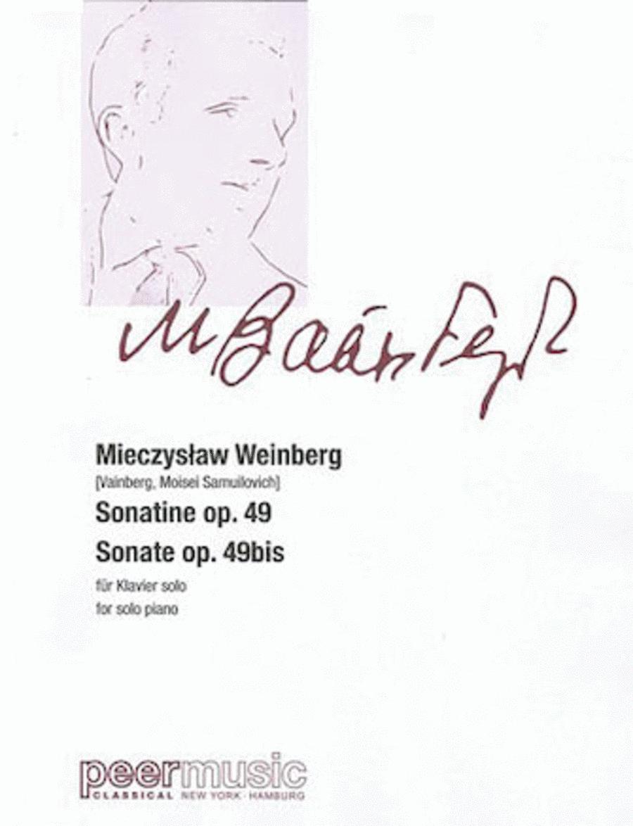 Sonatine Op. 49/Sonate Op. 49bis