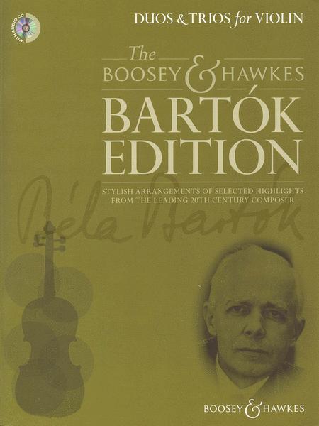 Bartók Duos & Trios for Violin