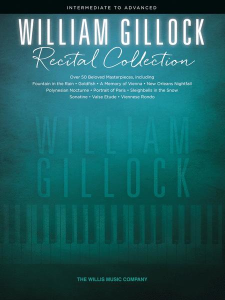 William Gillock Recital Collection