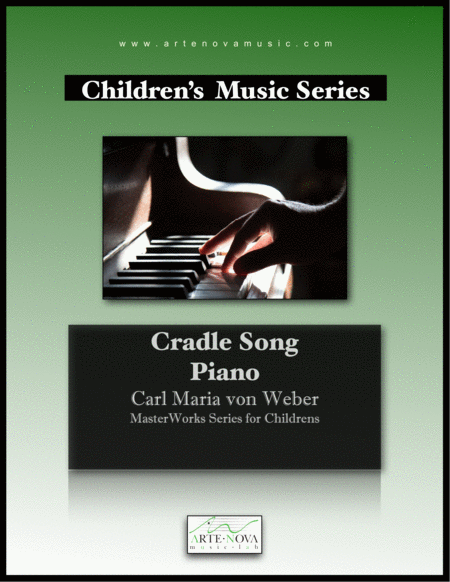 Cradle Song - Piano
