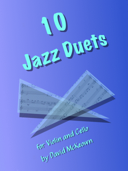 10 Jazzy Duets for Violin and Cello