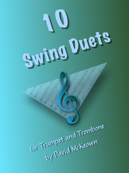 11 Swing Duets for Trumpet and Trombone