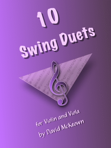11 Swing Duets for Violin and Viola
