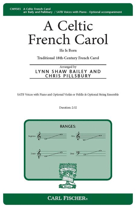 A Celtic French Carol
