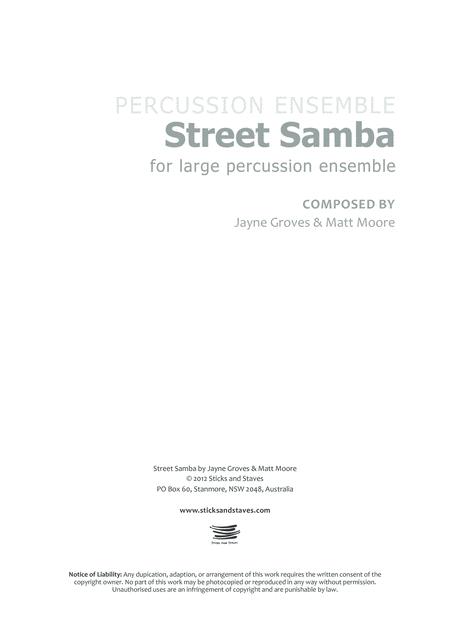Street Samba