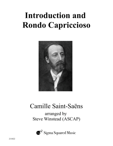 Introduction and Rondo Capriccioso for Flute and Piano