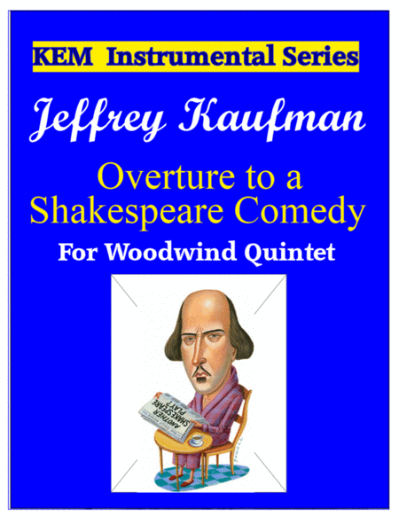 Overture to a Shakespeare Comedy (for woodwind quintet)