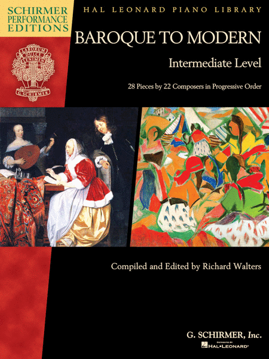 Baroque to Modern: Intermediate Level
