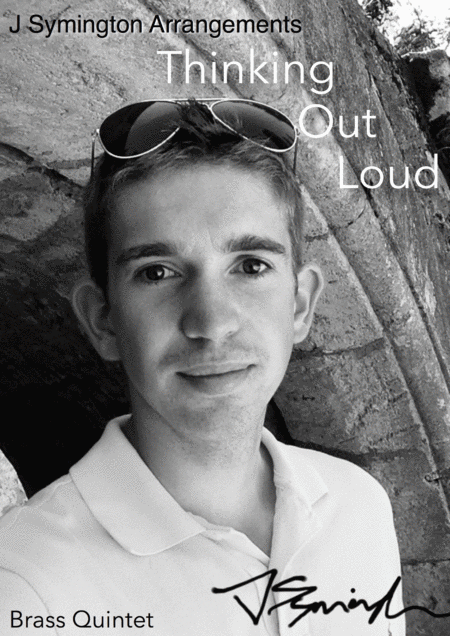 Thinking Out Loud for Brass Quintet