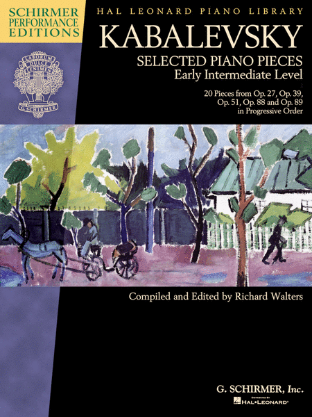 Dmitri Kabalevsky - Selected Piano Pieces