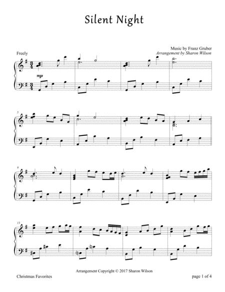 Silent Night (Piano Solo)