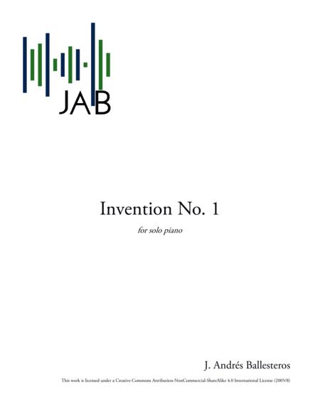 Invention No. 1