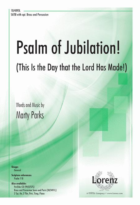 Psalm of Jubilation!