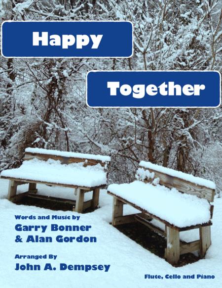 Happy Together (Classic Rock Trio for Flute, Cello and Piano)