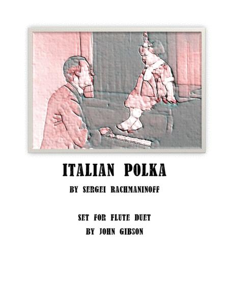 Italian Polka set for Flute Duet