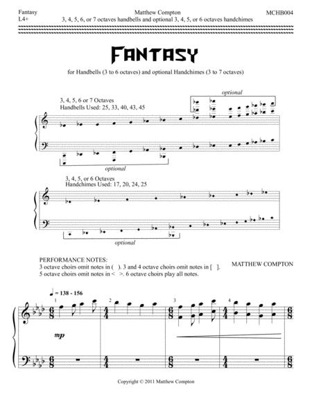 Fantasy - MCHB004