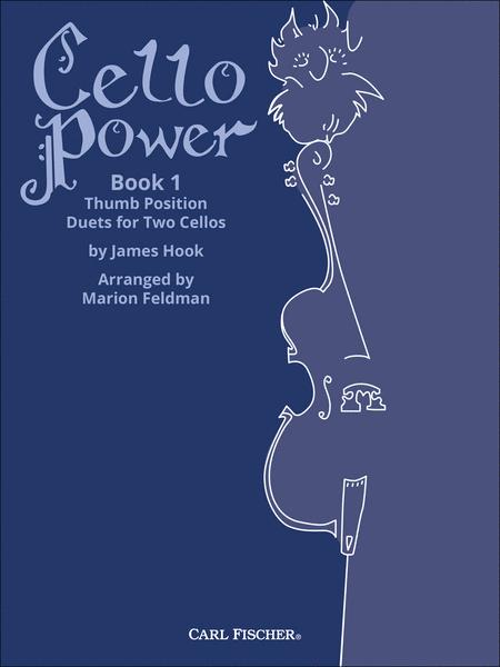 Cello Power Book 1