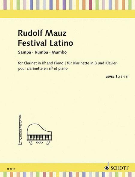 Festival Latino - Samba, Rumba, Mambo