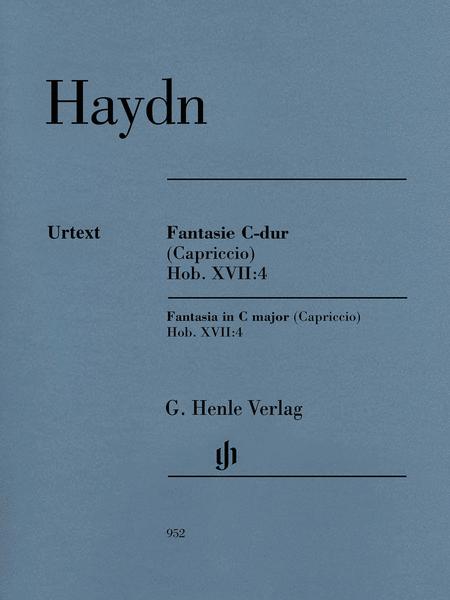 Fantasia in C Major (Capriccio) Hob. XVII:4
