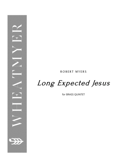 Long Expected Jesus