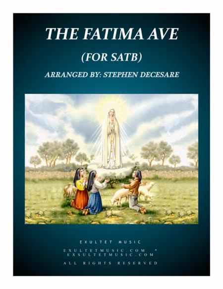 The Fatima Ave (for SATB)