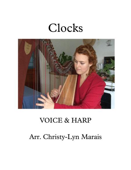 Clocks (harp)