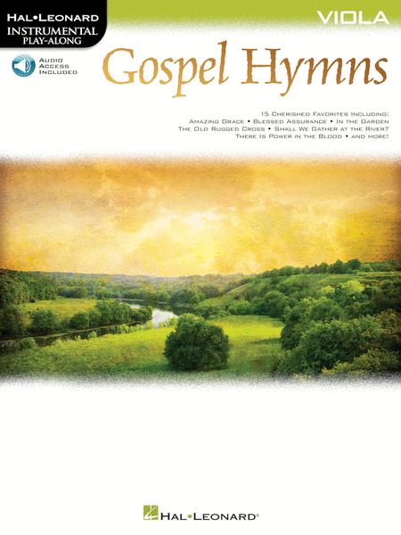 Gospel Hymns for Viola