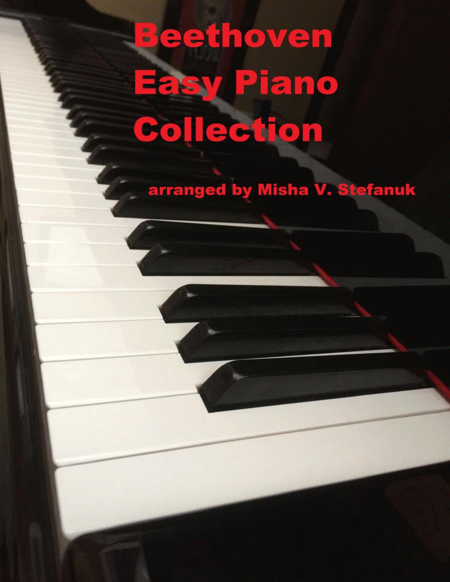 Beethoven Easy Piano Classics