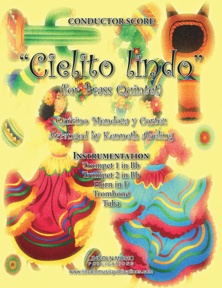 Cielito lindo (for Brass Quintet)