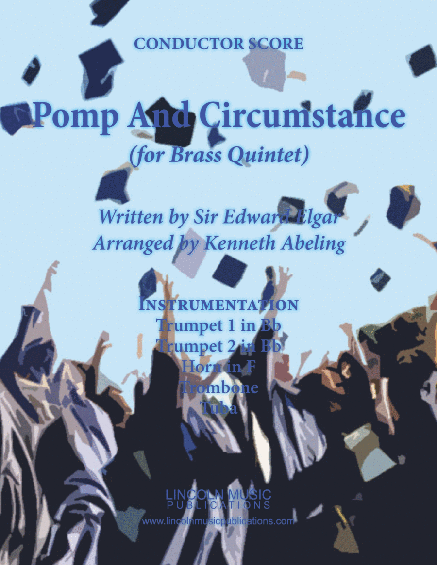 Pomp and Cirumstance (for Brass Quintet)