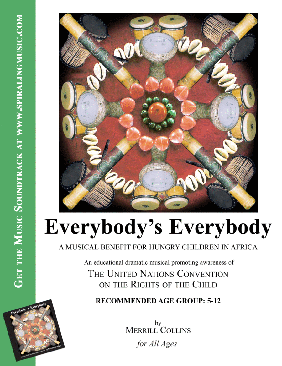 Everybody's Everybody: A musical benefit for hungry children in Africa
