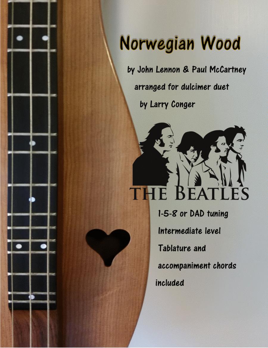 Norwegian Wood (This Bird Has Flown) Duet
