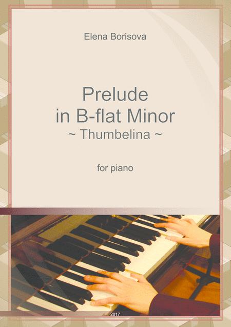 Prelude in B-flat minor Thumbelina