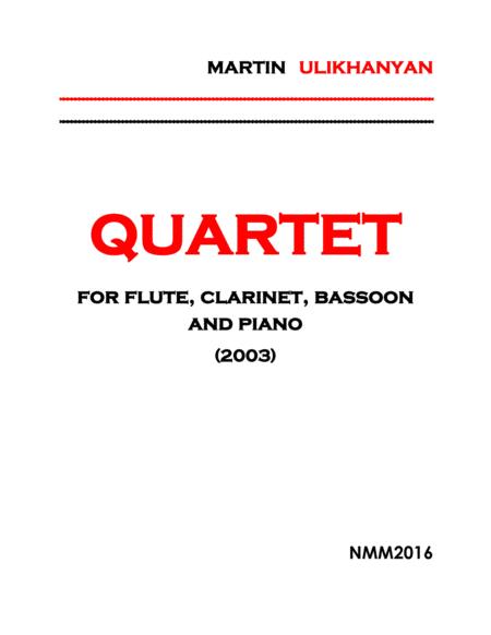 Woodwind - Piano Quartet