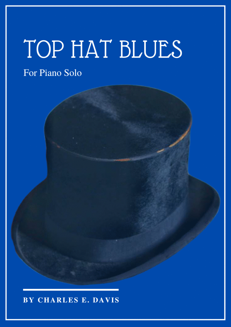 Top Hat Blues - Piano Solo