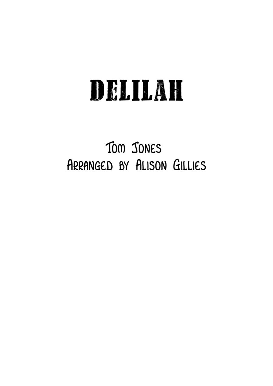 Delilah - String Duo (vln/vc)