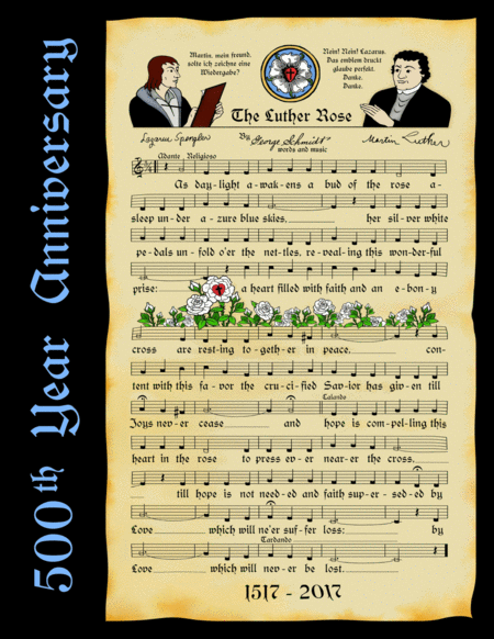 The Luther Rose (for choir)