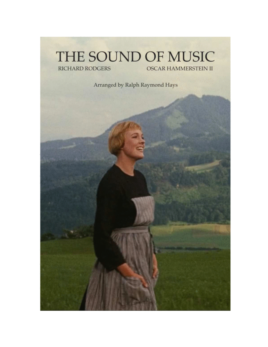 The Sound of Music (for Woodwind Quintet)