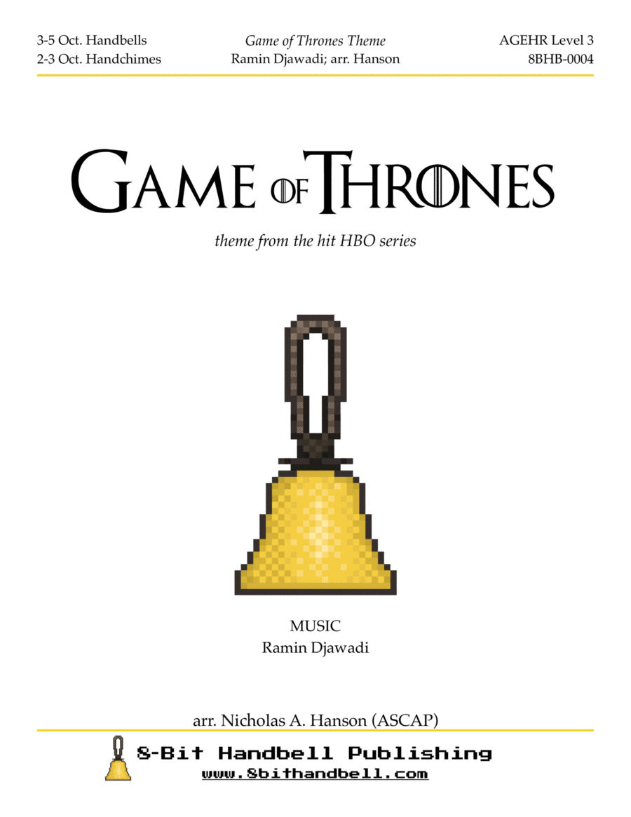 Game of Thrones (6-7 Octaves)
