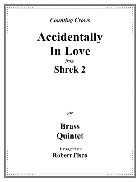 Accidentally In Love (From DreamWorks'
