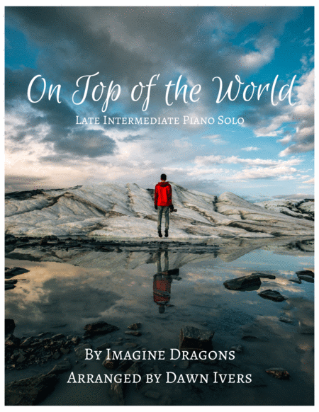 On Top Of The World - Piano Solo